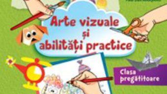 Pret Carte Arte vizuale si abilitati practice. Clasa pregatitoare – Silvia Mirsan