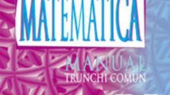 Pret Carte Matematica cls 10 Tc – Marius Burtea, Georgeta Burtea