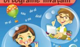 Pret Carte Exersam, ne jucam, ortograme invatam – Aurelia Barbulescu