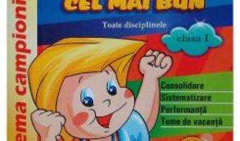Pret Carte Vreau sa fiu cel mai bun cls 1 – Maria Petrache