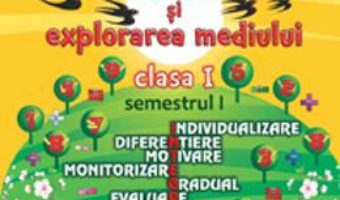 Pret Carte Portofoliul elevului: Matematica si explorarea mediului cls 1 semestrul I – Elena Nica