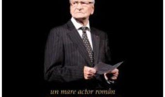 Pret Carte Radu Beligan, un mare actor roman prin ochii lui Cristian Radu Nema