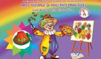 Pret Carte Arte vizuale si abilitati practice – Clasa 4 – Caiet de lucru – Adina Grigore