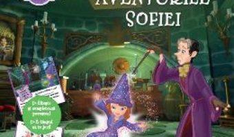 Pret Carte Disney – Sofia Intai. Citesc si ma joc. Aventurile Sofiei