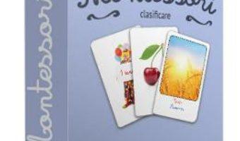 Cartea Montessori – Clasificare: Anotimpuri (download, pret, reducere)