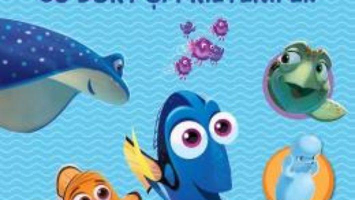 Pret Carte Disney In cautarea lui Dory – Coloreaza cu Dory si prietenii ei! Jocuri si activitati