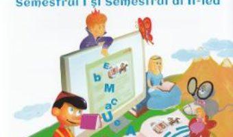 Pret Carte Romana – Clasa a 3-a. Sem 1 si 2 – Caiet de lucru – Adina Grigore, Cristina Ipate-Toma