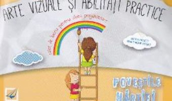Pret Carte Arte vizuale si abilitati practice caiet clasa pregatitoare – Emilia Roset