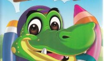 Pret Carte Lipim si coloram cu Dino