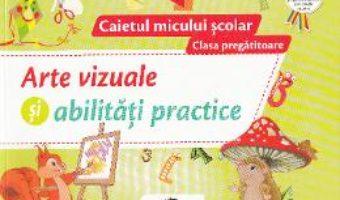 Pret Carte Arte vizuale si abilitati practice – Clasa pregatitoare – Caietul micului scolar – Nicoleta Ciobanu, Irina Terecoasa