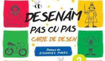 Pret Carte Desenam pas cu pas. Vol.2 – Emanuel Pavel