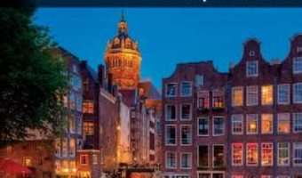 Pret Carte Amsterdam. Incepe calatoria – Berlitz