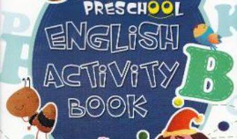 Pret Carte Preschool English Activity Book