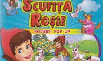 Pret Carte Scufita Rosie – Povesti Pop-up