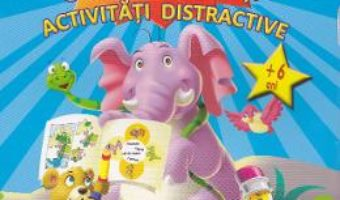 Pret Carte Jumbo: 365 de jocuri si activitati distractive 6 ani+