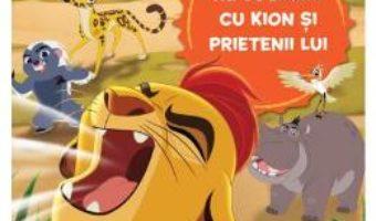 Pret Carte Ne jucam… cu Kion si prietenii lui – Disney Garda Felina