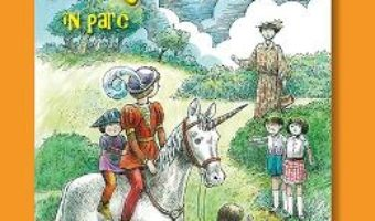 Pret Carte Mary Poppins in parc – P.L. Travers
