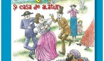 Pret Carte Mary Poppins si casa de alaturi – P.L. Travers