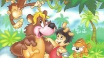 Pret Carte Cartea junglei – Citeste-mi o poveste
