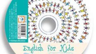 Cartea CD English for Kids. Caiet de lucru – Clasa pregatitoare. Ed. 2016 – Cristina Mircea (download, pret, reducere)