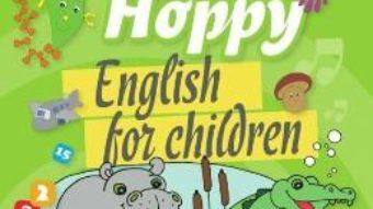 Pret Carte Happy Hoppy. English for Children + Audio CD