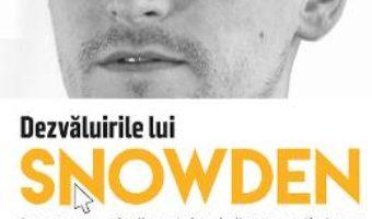Pret Carte Dezvaluirile lui Snowden – Luke Harding