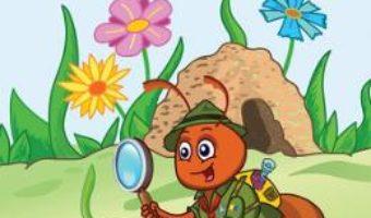 Cartea Furnicuta curioasa 4-5 ani – Mirela Fiser (download, pret, reducere)