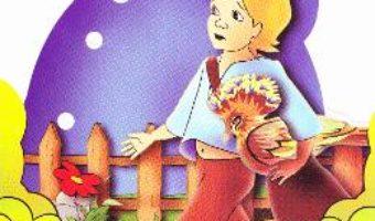 Pret Carte Pupaza din tei – Carte de colorat – Ion Creanga