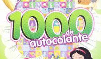 Pret Carte Disney Printese – 1000 de autocolante