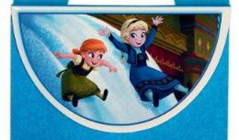 Pret Carte Disney Regatul de gheata – Anna si Elsa: Vremea copilariei – posetuta