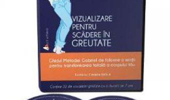 Cartea CD Vizualizare pentru scadere in greutate – Jon Gabriel (download, pret, reducere)