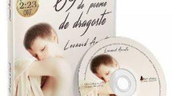 Cartea CD 69 de poeme de dragoste – Leonard Ancuta (download, pret, reducere)