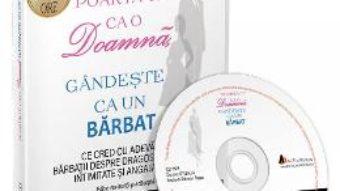 Cartea CD Poarta-te ca o doamna, gandeste ca un barbat – Steve Harvey (download, pret, reducere)