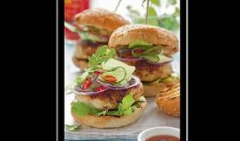 Download  Cei mai buni hamburgeri: retete clasice, vegetariene si vegane PDF Online