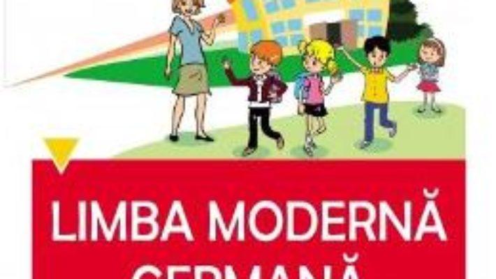 Download  Limba moderna germana – Clasa a 1-a. Sem. 1 – Caietul elevului – Evemarie Draganovici PDF Online