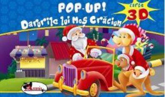 Cartea Pop-up 3D: Darurile lui Mos Craciun (download, pret, reducere)