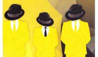 Download  Trois Personnes habillees en jaune aux chapeaux noirs – Ioana Gavrilovici PDF Online