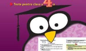 Download  Matematica – Clasa a 4-a – Teste – Ecaterina Bonciu, Ana Maria Canavoiu PDF Online