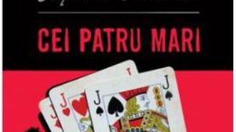 Cartea Cei patru mari – Agatha Christie (download, pret, reducere)
