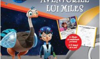 Download  Citesc si ma joc: Aventurile lui Miles – Miles in spatiu PDF Online