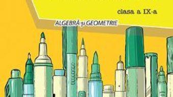 Download  Ora de matematica cls 9 – Petre Nachila PDF Online