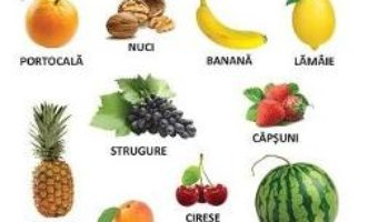 Cartea Plansa – Fructe (download, pret, reducere)