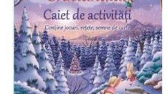 Cartea Povesti din Padurea Craciunului – Caiet de activitati (download, pret, reducere)