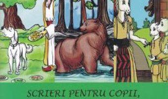 Download  Scrieri pentru copii de la bunica – 2. Povesti nemuritoare in versuri – Victoria Furcoiu PDF Online