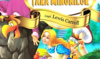 Cartea Alice in Tara Minunilor – Stiu sa citesc cu litere mari de tipar (download, pret, reducere)