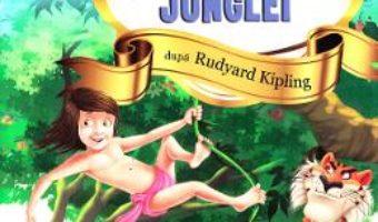 Cartea Cartea Junglei – Stiu sa citesc cu litere mari de tipar (download, pret, reducere)