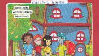 Download  Limba engleza – Clasa 4 – Semestrul 1 + CD – Manual – Elena Sticlea, Valentina Barabas PDF Online