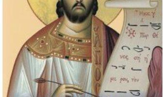 Cartea Hristologia Sfantului Roman Melodul si importanta ei soteriologica – Ioannis G. Kourembeles (download, pret, reducere)