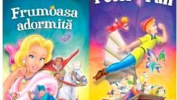 Cartea 2 Povesti: Peter Pan si Frumoasa adormita (download, pret, reducere)