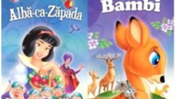 Cartea 2 Povesti: Alba-ca-zapada si Bambi (download, pret, reducere)